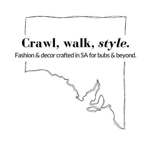 crawl, walk, style market