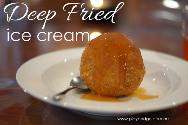 Deep Fried Ice Cream Recipe Dessert Treat What S On For Adelaide Families Kidswhat S On For Adelaide Families Kids