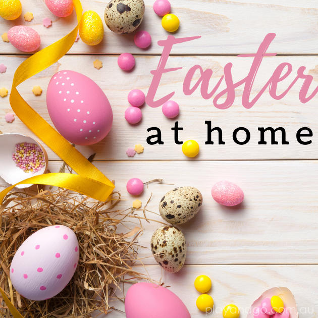 Ideas For Families For The Easter Long