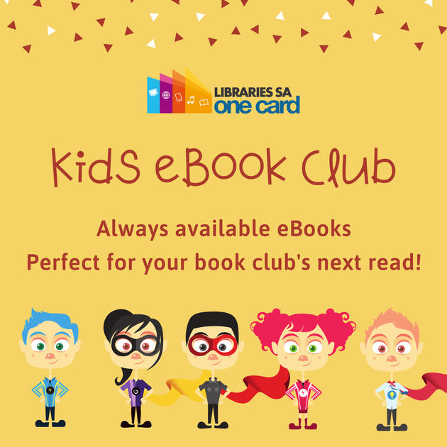 kids e book club
