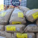 kytons bakery selling flour