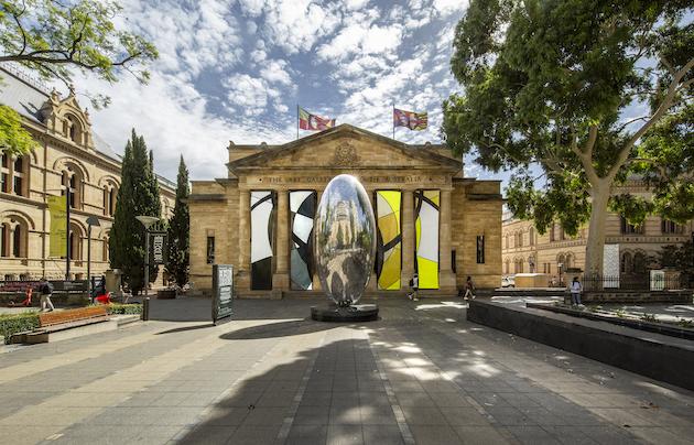 art gallery sa reopening
