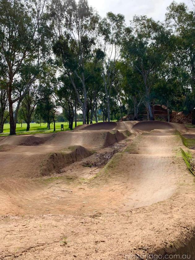 Kurangga BMX Park pump track