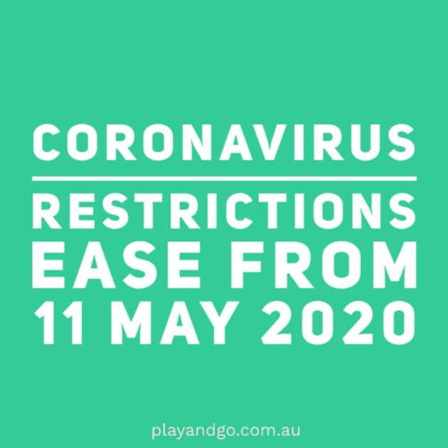coronavirus restrictions ease in south australia 11 may 2020