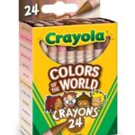 crayola colours of the world