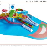marion outdoor pool new waterslides