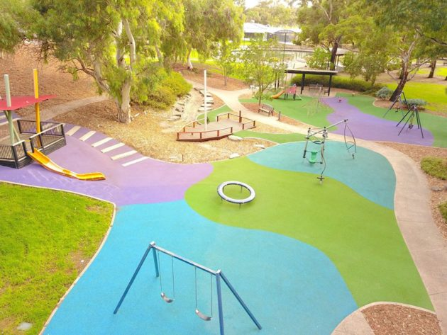 regency park playspace