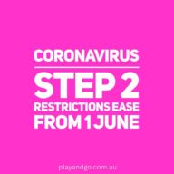 step 2 restrictions ease