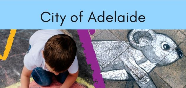 city of adelaide chalk