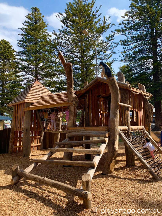 GT Fisher Victor Harbor Foreshore Playground