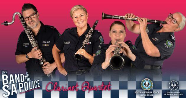 sa police band