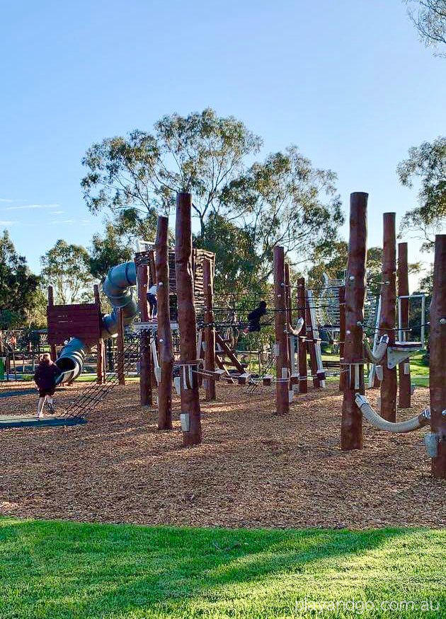 wilfred taylor playground