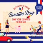 bastille day at central market