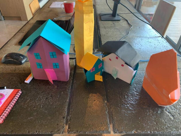 interactive architecture for kids workshop