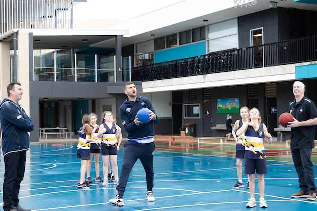 adelaide 36ers october school holiday basketball