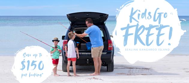 kids go free sealink