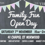 family fun open day