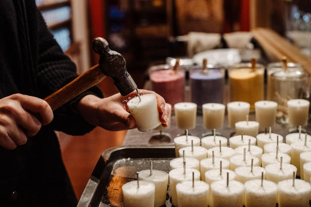 hahndorf candlemaking