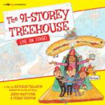 91-storey treehous