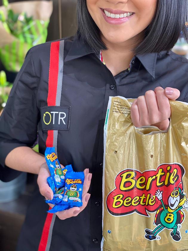 Bertie Beetle OTR