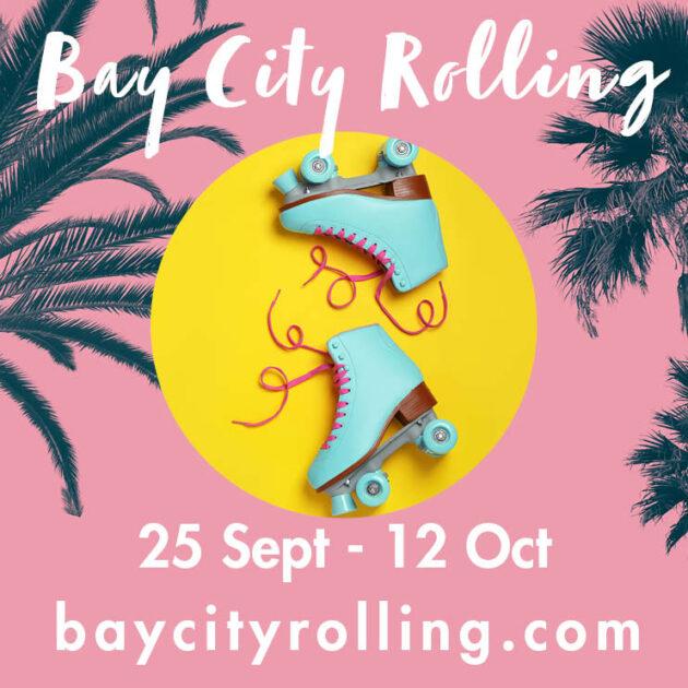 bay city roller skating