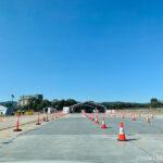 covid testing drive through victoria park