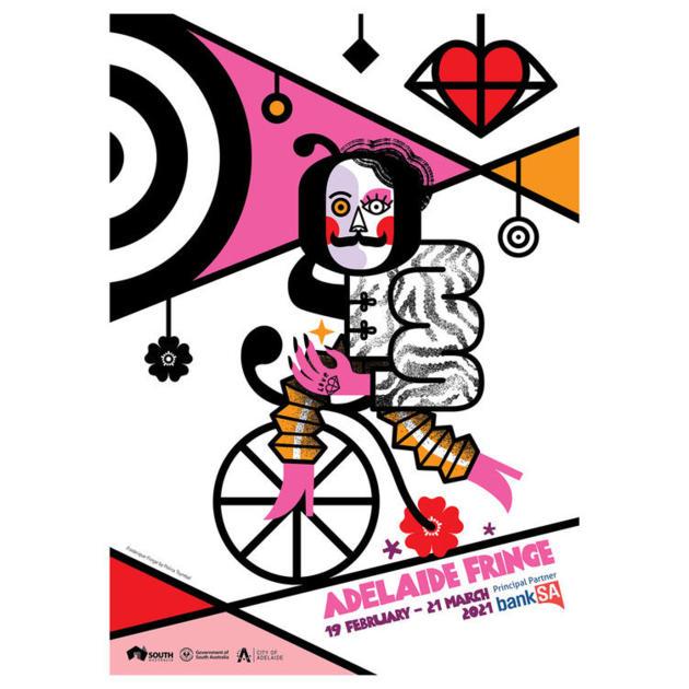 fringe 2021 poster