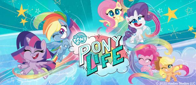 my little pony pony life