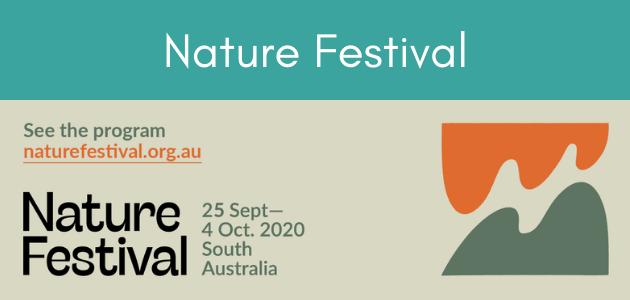 nature festival adelaide
