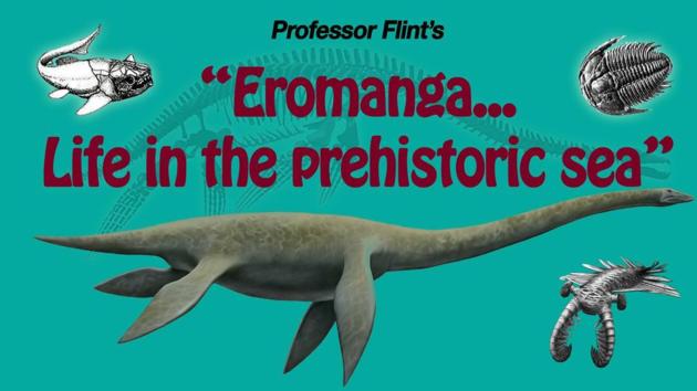 professor flint's eromanga