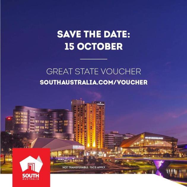 tourism voucher SA