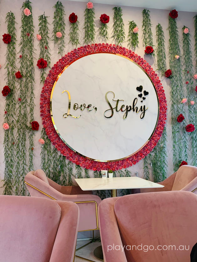Love Stephy