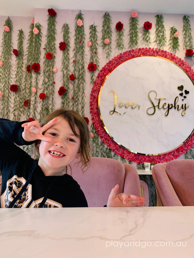 Love Stephy cafe
