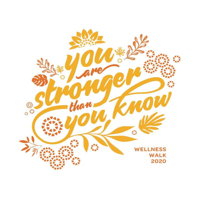 Wellness walk 2020