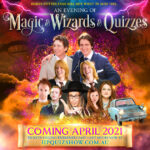 an evening of magic wizards and quizzes