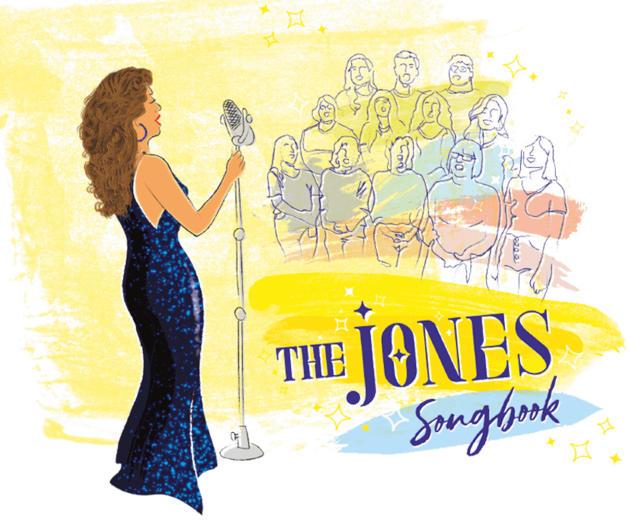 the jones songbook