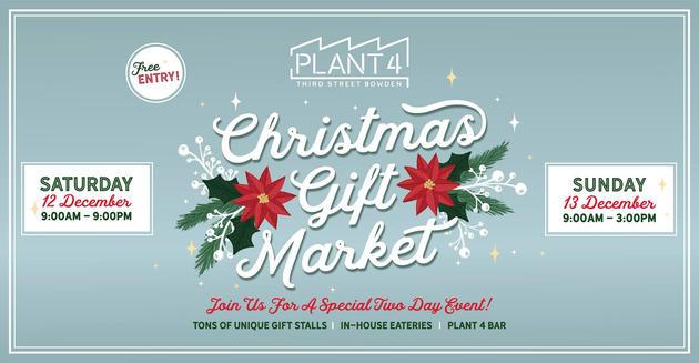 christmas gift market bowden