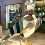 giant pigeon Rundle Mall