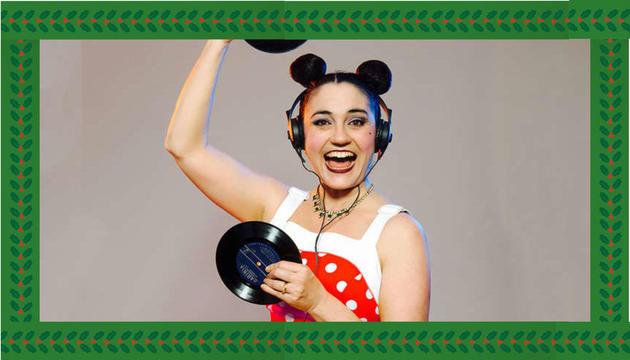 monski mouse christmas