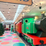 myer santaland train Adelaide