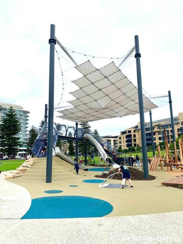 wigley glenelg playground