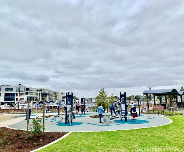 wigley reserve glenelg fitness hub