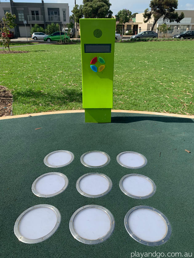 Dwyer Road playground electronic