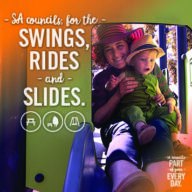 LGA Swings Slides Rides