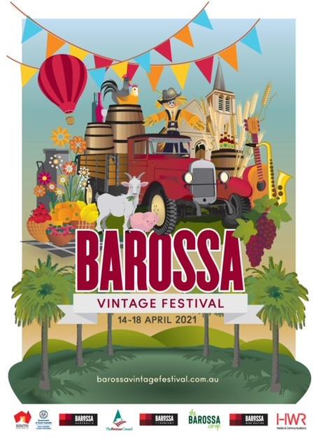 2021 Barossa Vintage Festival