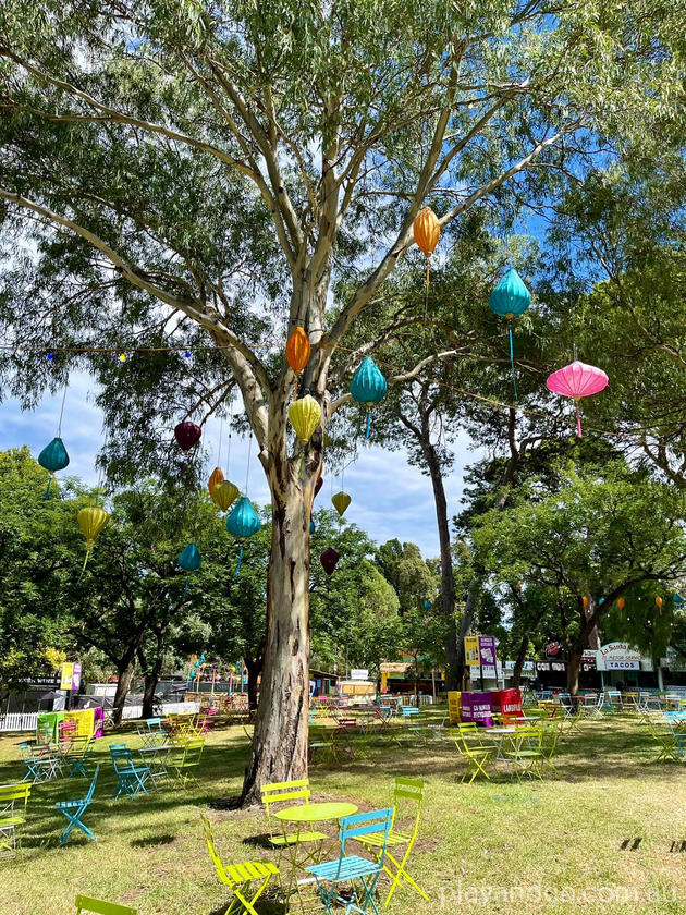 Adelaide Fringe Garden of unearthly delights 2021