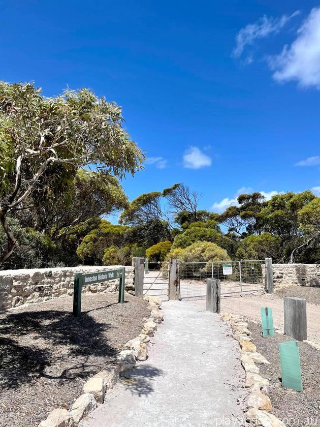 Inneston Lake Yorke Peninsula South Australia