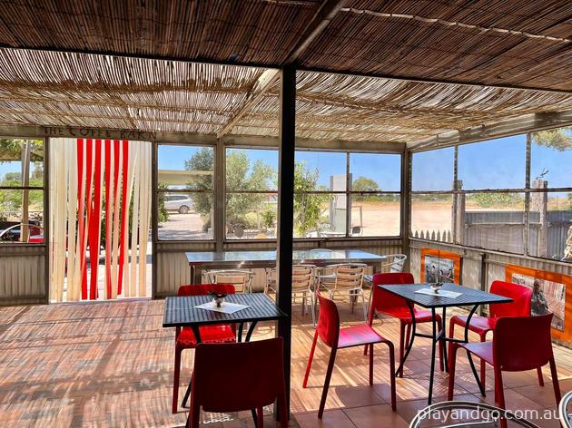 The Coffee Barn & Gelataria - Moonta