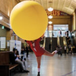fringe at adelaide railway station