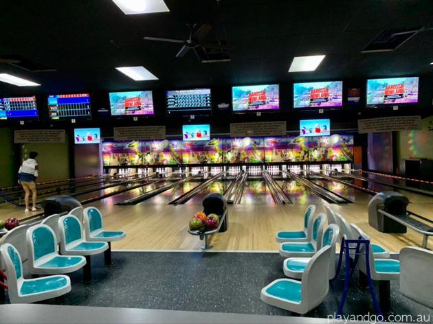 Barossa Bowland bowling